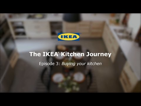 Buy a Kitchen - IKEA Kitchen Video Series (3 of 4)