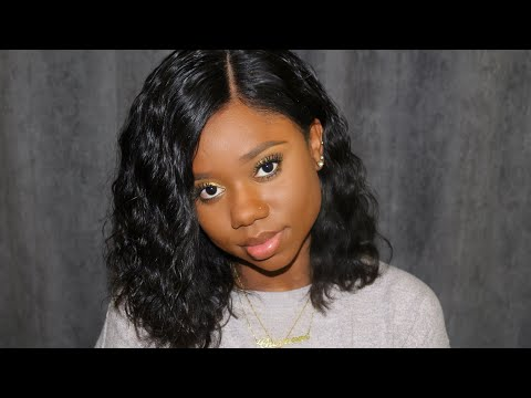 PERFECT BOB CUT FOR THE SUMMER | NO GLUE, NO BLEACH | WowAfrican