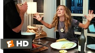 Sex and the City (1/6) Movie CLIP - Big Proposes (2008) HD