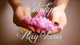 Asmr For Children Sticky Squidgy Play Foam