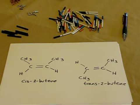 Organic Chemistry Molecular Models Part IV