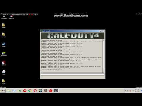 how to make a cod 4 server and play with friends
