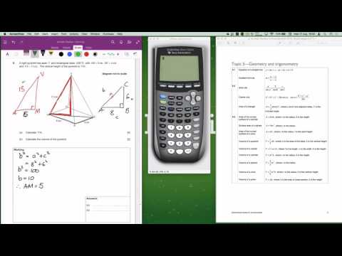 IB Maths Studies May 2015 Time Zone 1 Paper 1 Question 9
