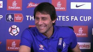 Antonio Conte Full Pre-Match Press Conference - Chelsea v Peterborough - FA Cup