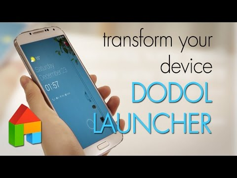 Android Appaholics ~ Dodol Launcher