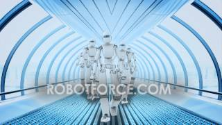 Robot Force Website Design Company Intro Video