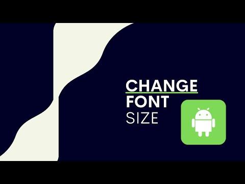 How To Make Font Bigger - Samsung Galaxy S8 - Samsung Tips You Should Be Using