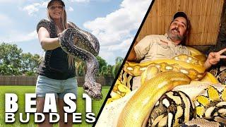 Meet The Snake Gods | BEAST BUDDIES SPECIAL