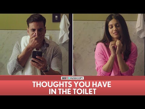Xxx Mp4 FilterCopy Thoughts You Have In The Toilet Ft Akshay Kumar And Bhumi Pednekar 3gp Sex