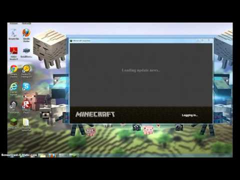 Minecraft:How To make Your Screenshot folder
