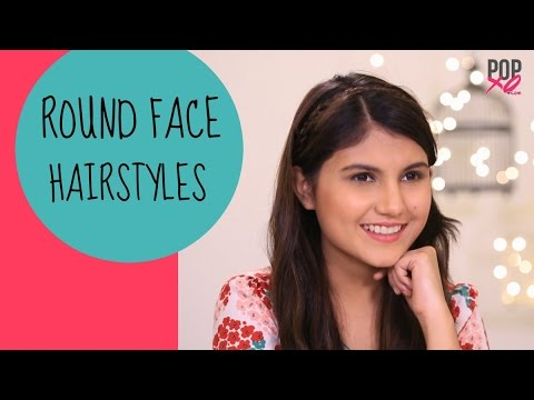 Hairstyles For Round Face - POPxo