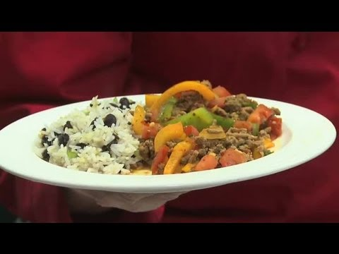 What Can I Cook With Ground Turkey, Black Beans & Rice? : Recipes With Peas & More
