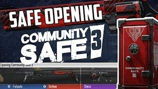 Payday 2 Duke Safe Opening Unboxing