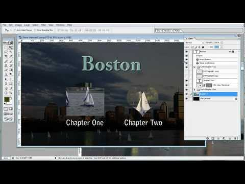 Adobe Encore: Video Buttons