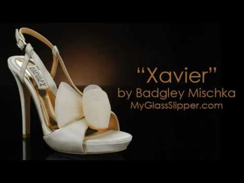 Wedding Shoe Review for Xavier by Badgley Mischka
