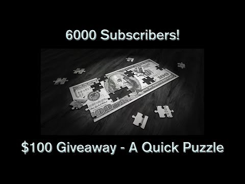 Win $100 By Solving a KenKen - Thank you ALL!