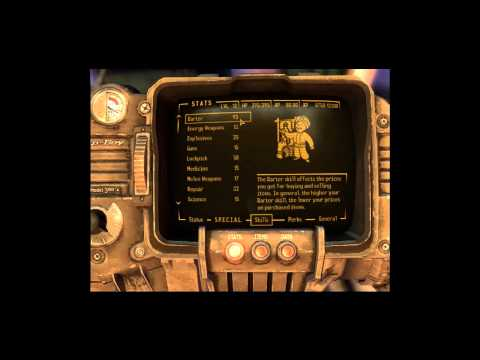 Fallout New Vegas Cheat Guide 2
