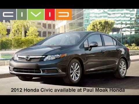2012 Honda Civic Arrives At Jackson MS Honda Dealer