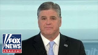 Hannity: Media cheer the deep state attacks on Trump
