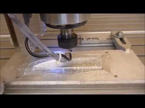 Design and prototyping of  a mold for a whitewater  fin