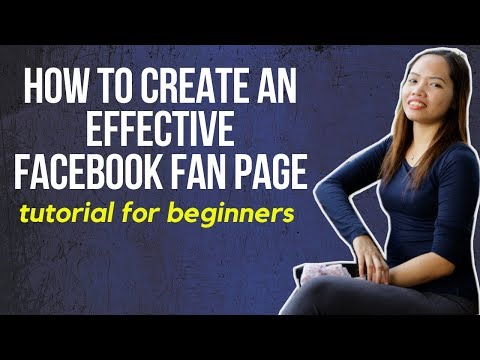 How To Create A Facebook Fan Page to Brand Yourself and Attract More Prospects