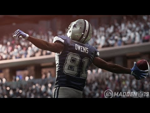MADDEN NFL 19 FIRST DETAILS! Release Date, Cover and New Features!
