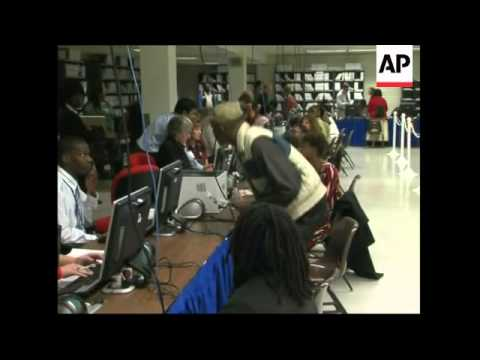 Election officials in swing state of Ohio brace for early voting