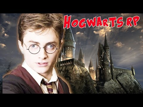 Hogwarts RolePlay! | Alcohol Not Included | ft. HeyImSquish