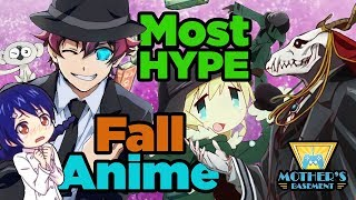 Ones To Watch - The 10 Must-See Anime of Fall 2017