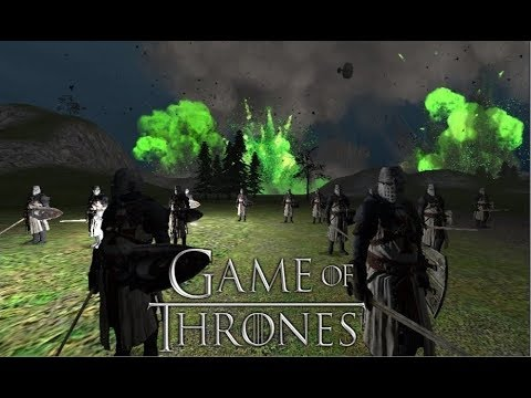Game of Thrones RP Setting off the WildFire Explosion Garry's Mod