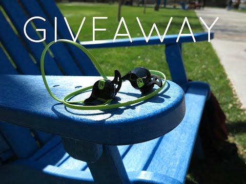 Bluetooth Headphone Giveaway! (CLOSED)