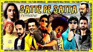Satte Pe Satta 2 | Shahrukh Khan | Deepika Padukone | Sanjay Dutt | Abhishek Bachchan | Fan-Made