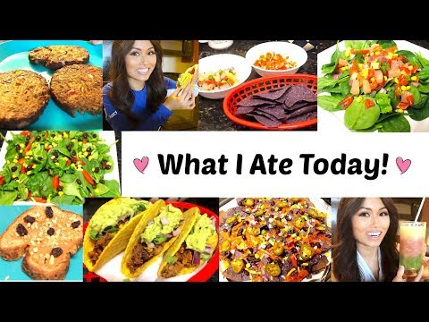 What I Eat In A Day/ Gluten +Dairy Free with Rosie! EP 7
