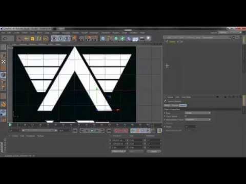 VectorLuck Tutorial #2 || How to make the AeRo Clan Logo
