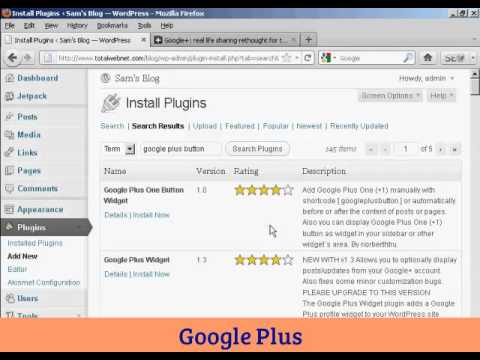 How you can you drive traffic to your blog using Google Plus?