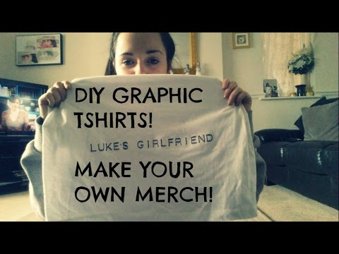 MAKE YOUR OWN BAND/YOUTUBER MERCH!