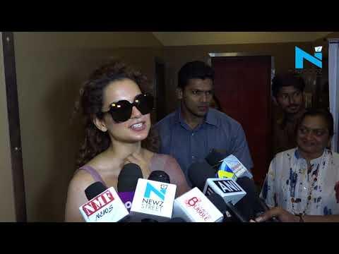 Kangana Ranaut goes all praises for Alia Bhatt starrer 'Raazi'