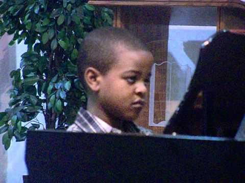A. Kenneth Piano Recital