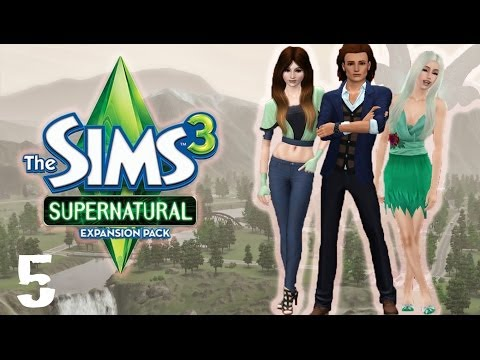 Let's Play: The Sims 3 Supernatural - (Part 5) - Forbidden Fruit
