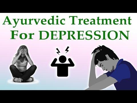 Depression - जानिए आयुर्वेद में क्या है इस खतरनाक रोग का इलाज।