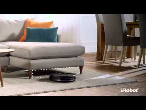 How to Use iRobot Roomba® 980 Robot Vacuum