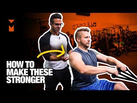 HOW TO MAKE YOUR UPPER BACK STRONGER (Myths Revealed)