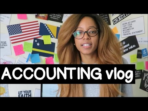 GRADUATE SCHOOL VLOG #10 | Accounting