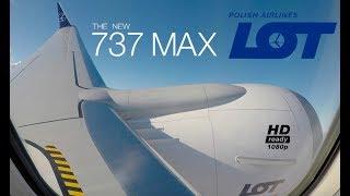 WestJet 737 MAX 8 First Canadian Flight
