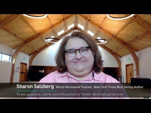 Character Day 2017 - Sharon Salzberg