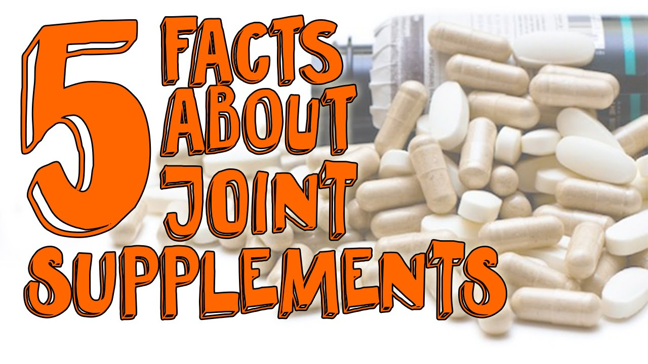5 Facts About Joint Supplements for Dogs