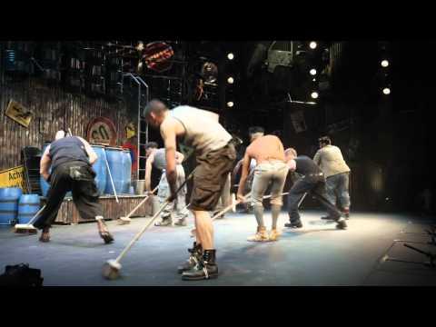 Stomp Live -  Part 1 - Brooms