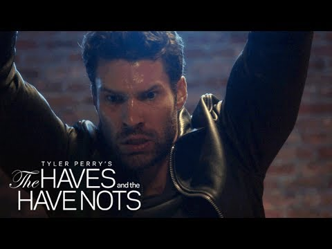 Jim Throws Out Wyatt's Drugs and Starts a Disaster | Tyler Perry's The Haves and the Have Nots | OWN