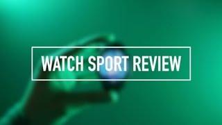 LG Watch Sport Review