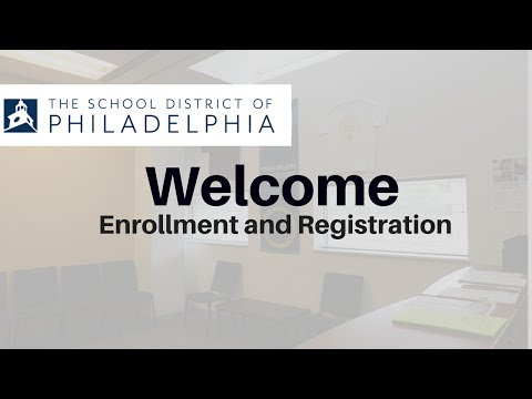 Welcome: Register Your Child for School